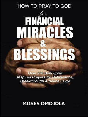 cover image of How to Pray to God For Financial Miracles and Blessings