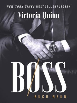 cover image of Boss Buch Neun