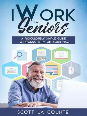cover image of iWork For Seniors