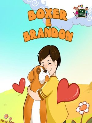 cover image of Boxer e Brandon (Italian Children's book)