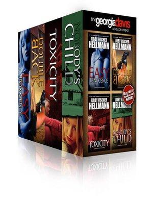 cover image of The Georgia Davis PI Boxed Set