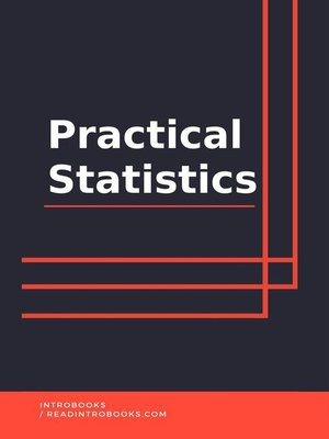 cover image of Practical Statistics