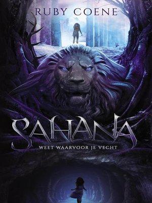 cover image of Sahana
