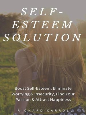 cover image of Self-Esteem Solution