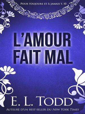 cover image of L'amour fait mal