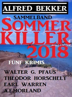 cover image of Sommer Killer 2018--Sammelband