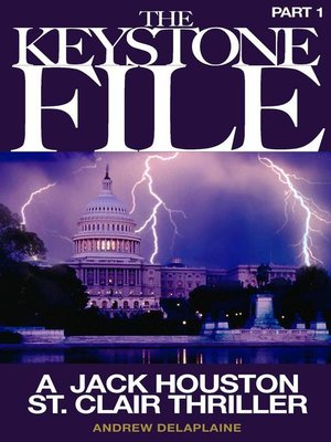 cover image of The Keystone File--Part 1
