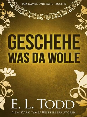 cover image of Geschehe, was da wolle