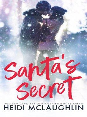 cover image of Santa's Secret