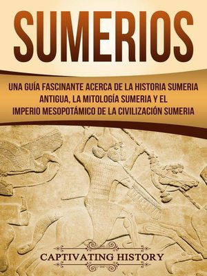 cover image of Sumerios