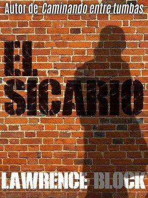 cover image of El sicario