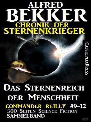 cover image of Chronik der Sternenkrieger--Das Sternenreich der Menschheit