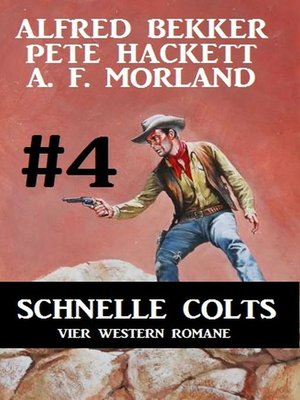 cover image of Schnelle Colts #4