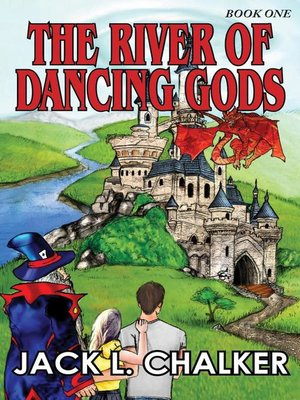 cover image of The River of Dancing Gods