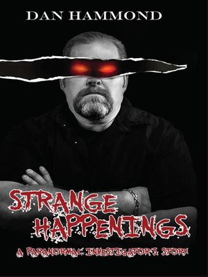 cover image of Strange Happenings