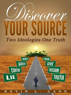cover image of Discover Your Source