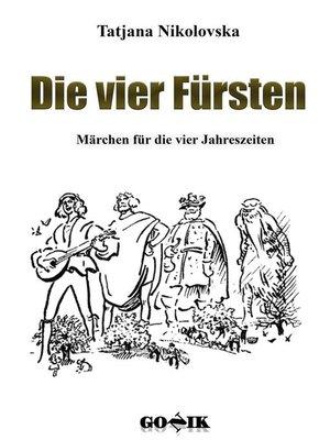 cover image of Die vier Fürsten