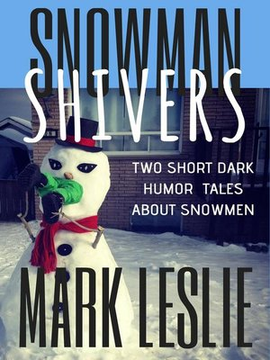 cover image of Snowman Shivers