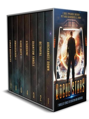 cover image of Rogue Stars