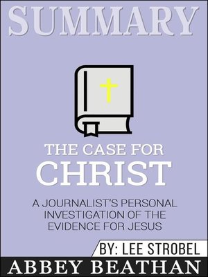 cover image of Summary of the Case for Christ