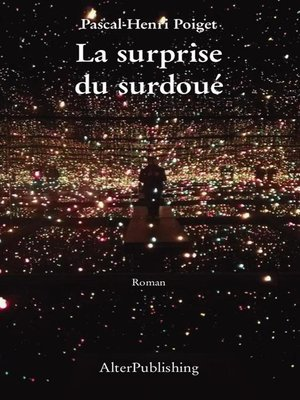 cover image of La surprise du surdoué