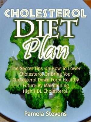 cover image of Cholesterol Diet Plan