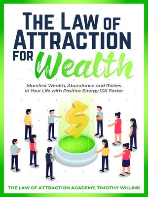 cover image of The Law of Attraction for Wealth