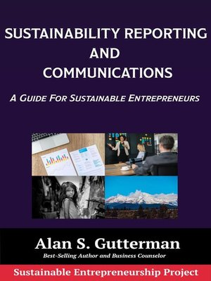 cover image of Sustainability Reporting and Communications