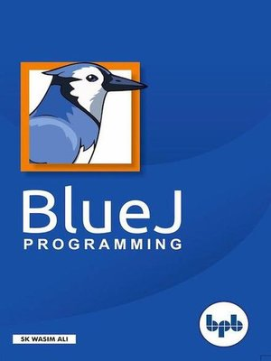 cover image of BlueJ Programming