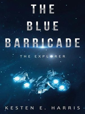 cover image of The Blue Barricade