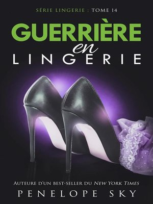 cover image of Guerrière en Lingerie