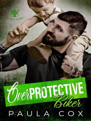 cover image of Overprotective Biker