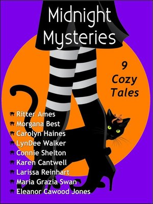 cover image of Midnight Mysteries