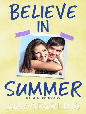 cover image of Believe in Summer