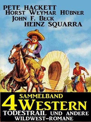 cover image of Sammelband 4 Western