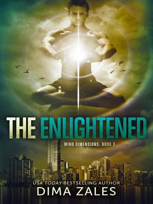 cover image of The Enlightened (Mind Dimensions Book 3)