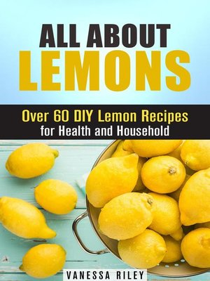 cover image of All about Lemons