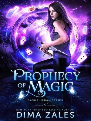 cover image of Prophecy of Magic