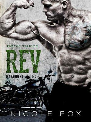 cover image of Rev (Book 3)
