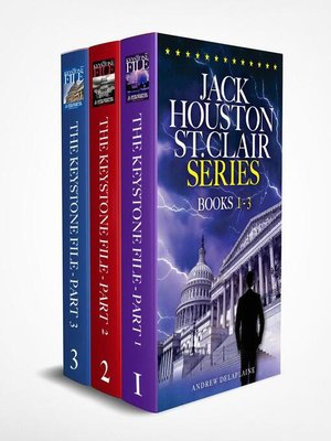 cover image of Jack Houston St. Clair Series (Books 1-3)