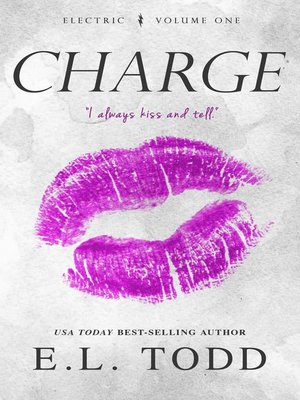 cover image of Charge (Electric Series #1)