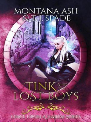 cover image of Tink and the Lost Boys