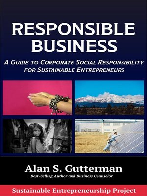 cover image of Responsible Business