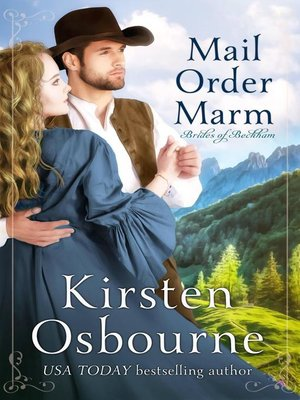 cover image of Mail Order Marm