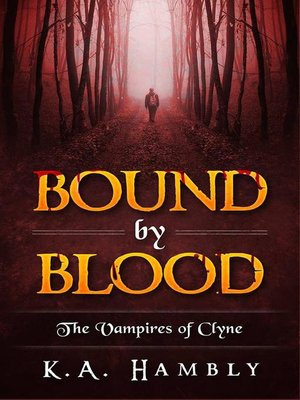 cover image of Bound by Blood (The Vampires of Clyne)