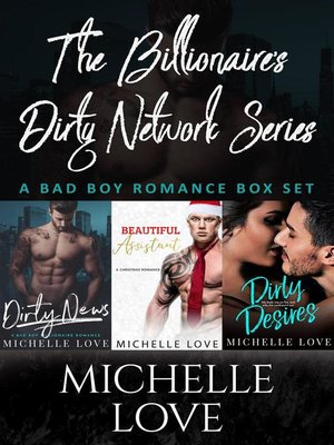 cover image of The Billionaires Dirty Network Series