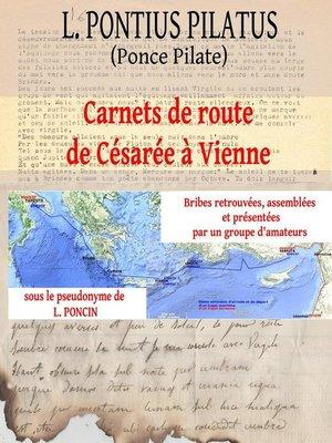 cover image of L. Pontius Pilatus