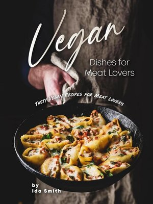 cover image of Vegan Dishes for Meat Lovers