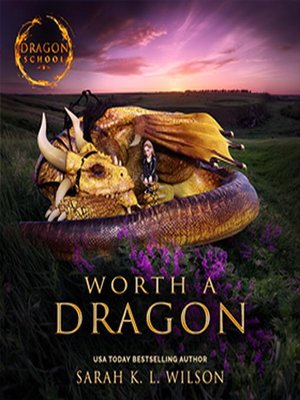 cover image of Worth a Dragon