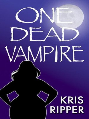 cover image of One Dead Vampire